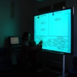 Photo of the Smart Board