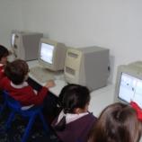 Sala de informática.