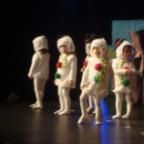 Photo of drama theater.